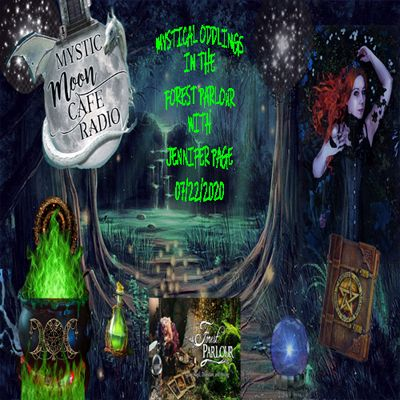 Mystic Oddlings In The Forest Parlour With Jennifer Page