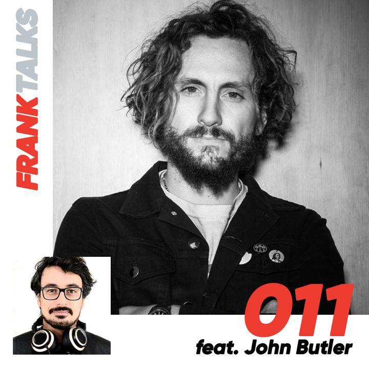 S01E11 - Sconfiggere il Covid-19 con John Butler