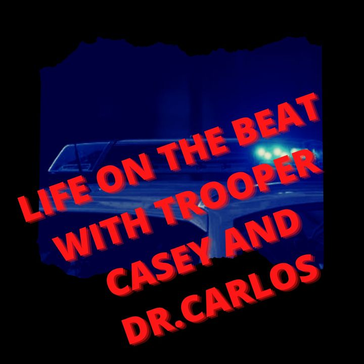 Life on the beat with Trooper Casey