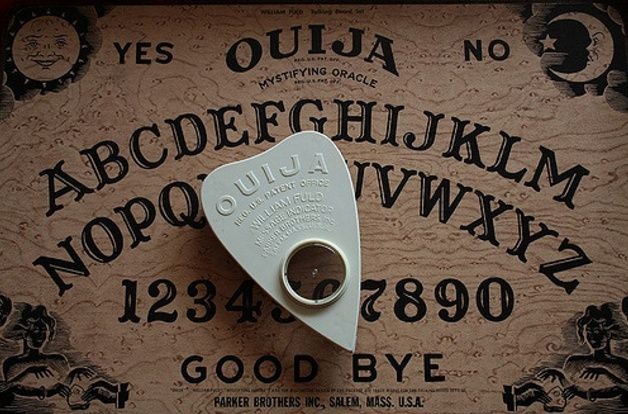 Episode #93 Ouija Boards