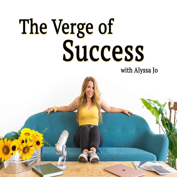 Episode 6: It's Never Too Late To Follow Your Dreams w/ Meriahza Khan