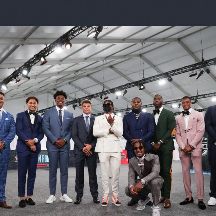 Episode 79 - Ringer's Podcast- 🚨Live NFL Draft 2021🚨