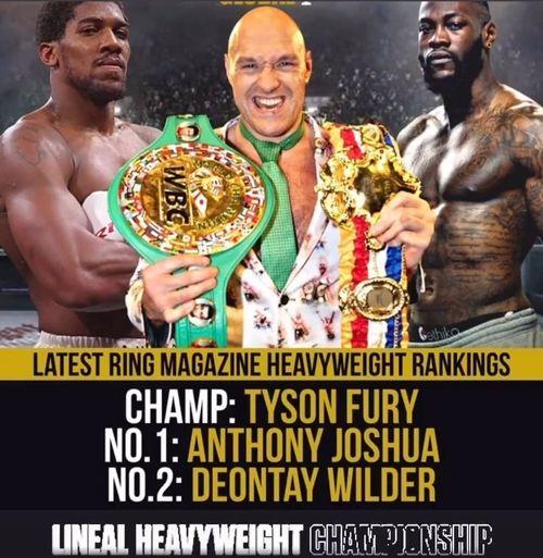 History of Heavyweight Boxing: Epilogue - Modern Times