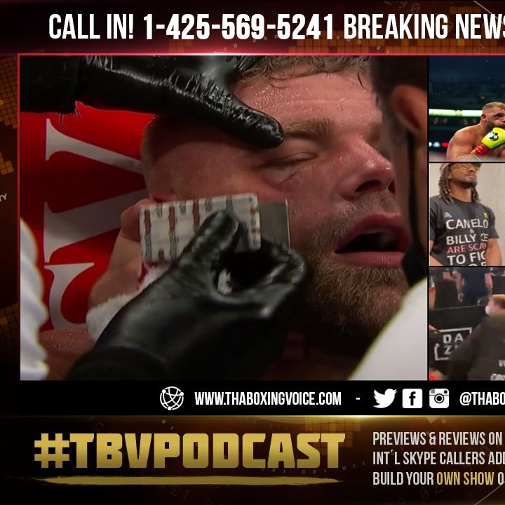 ☎️Saunders Father SLAMMED at Canelo Fight😱Andrade Fans BUTT HURT😿Berlanga Calls Billy Joe A P***Y😱