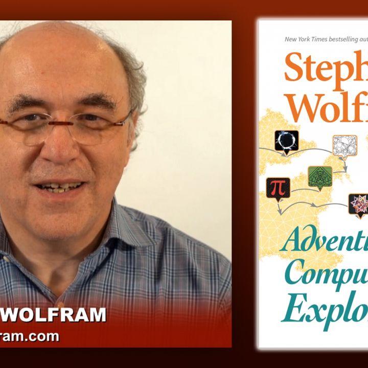 Triangulation 425: Stephen Wolfram