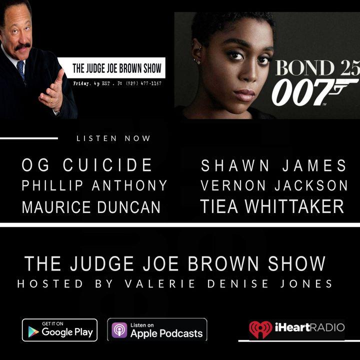 007 (The New James Bond Movie) vs The Judge Joe Brown Show