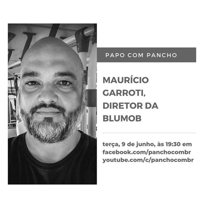 Maurício Garroti, diretor da Blumob