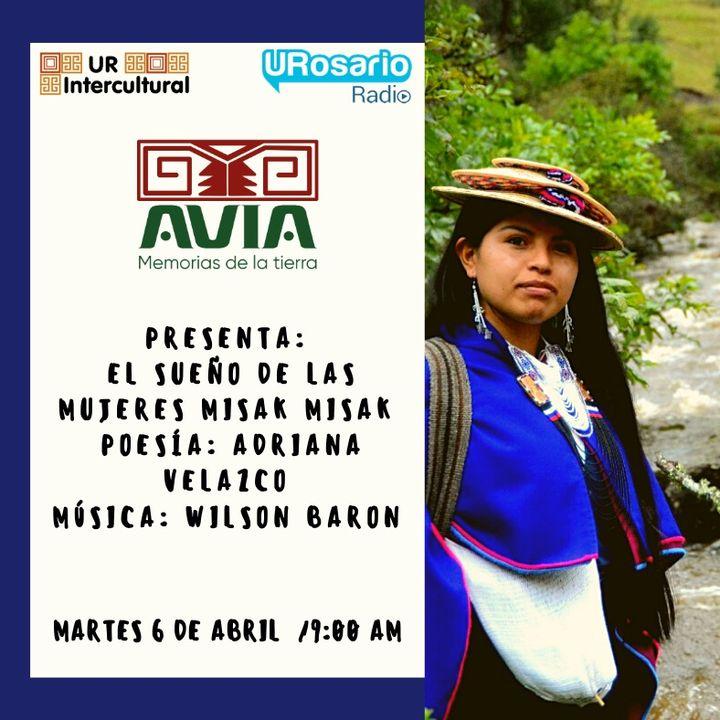 El sueño de las mujeres misak misak poesía: Adriana Velazco