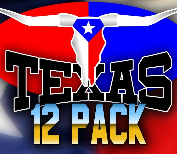 Texas 12 Pack