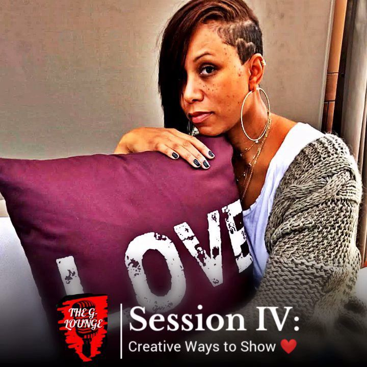 """Session 4 - """"Creative Ways to Show ❤"""""""