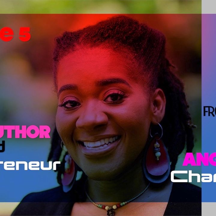 What are you writing about featuring Angel Charmaine