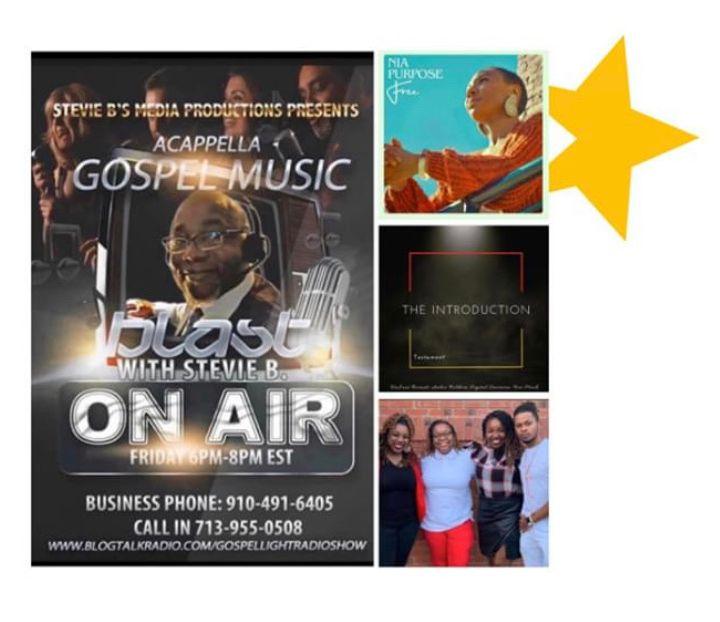 Stevie B's A Cappella Gospel Music Blast - (Episode 172)