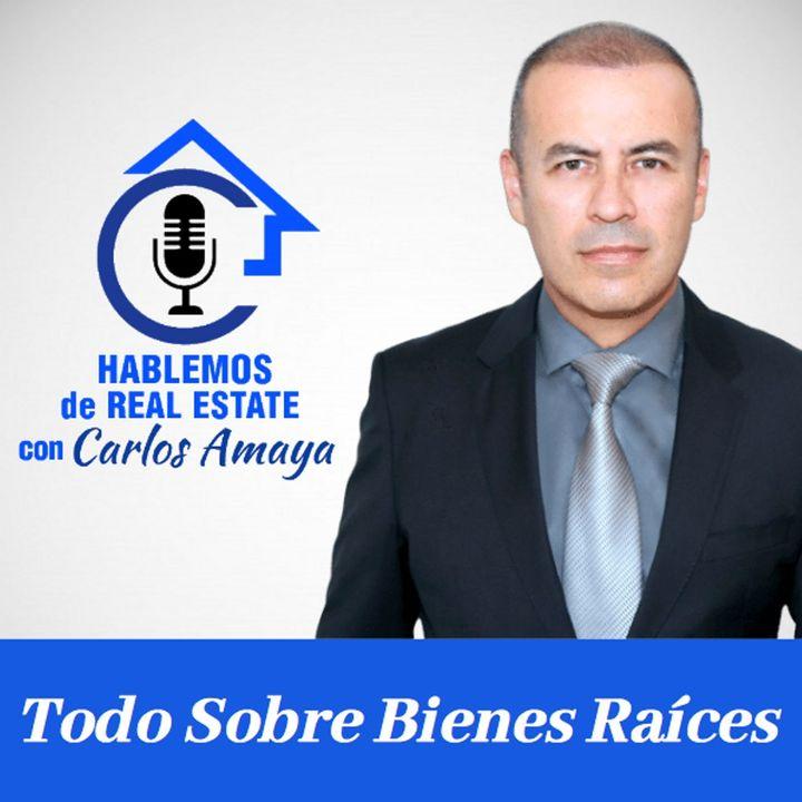 Podcast 9: Cómo ser  un exitoso Profesional de Bienes Raíces, Inversionista y Dueño de Restaurante con Luis Fernández.