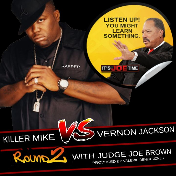 KILLER MIKE v VERNON JACKSON + JUDGE JOE BROWN, Donkeys and Elephants