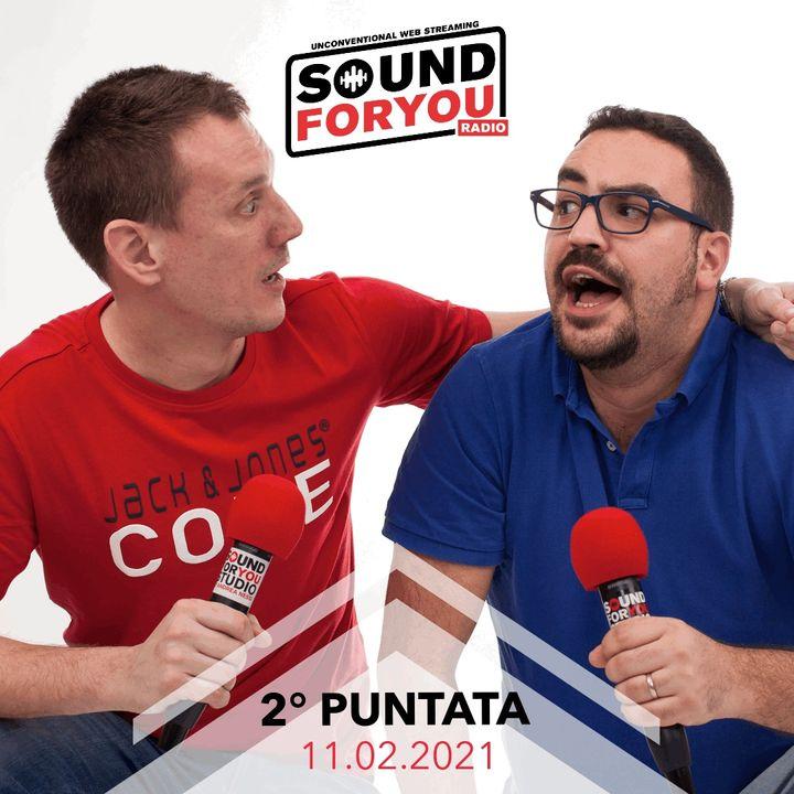 Sound For You Radio - Carnevale Ticinese - 11.02.2021