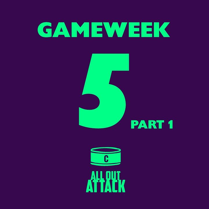 Gameweek 5 Pt.1: Differentials Galore, Top Point Scorers & Our Mini-League