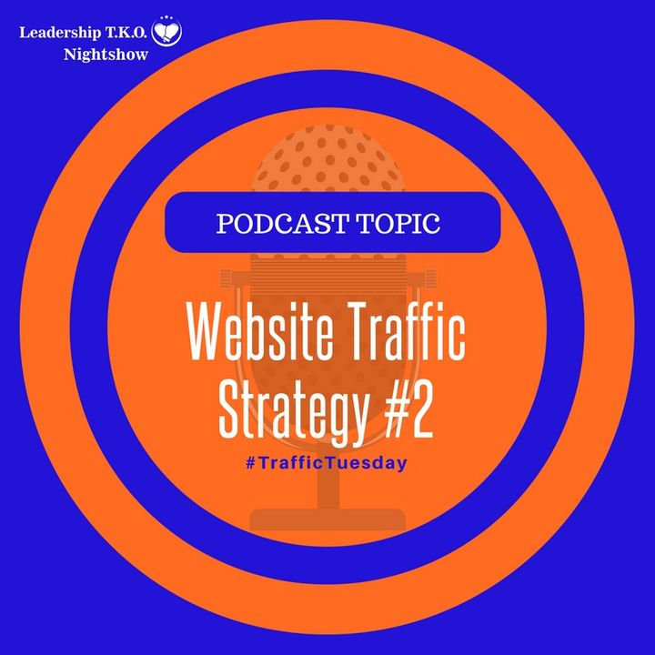 Website Traffic Strategy #2   Lakeisha McKnight