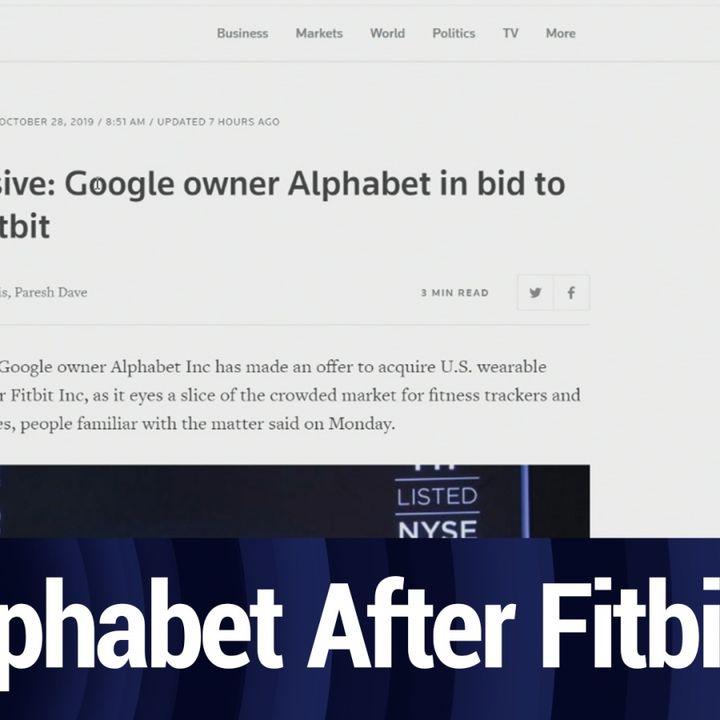Alphabet Wants to Buy Fitbit | TWiT Bits