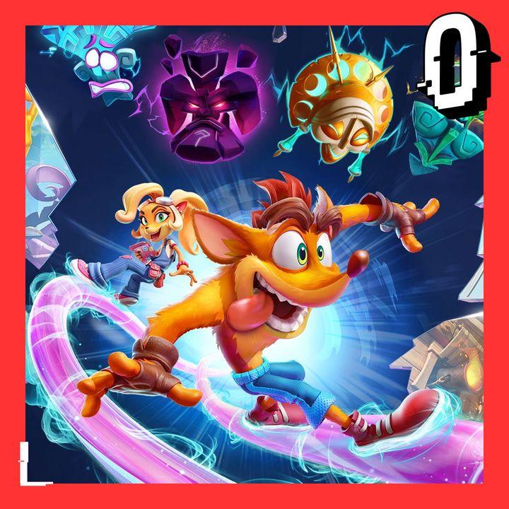 5- Crash Bandicoot 4: Un nuevo juego clásico