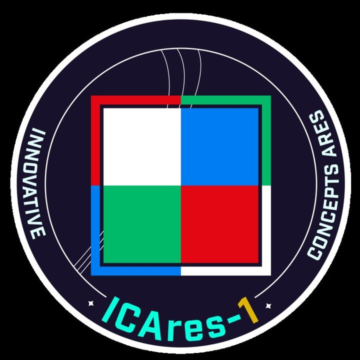 ICAres-1 Podcast