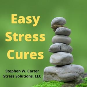 2 Easy Research Proven Ways to Lower Stress - Ep# 34