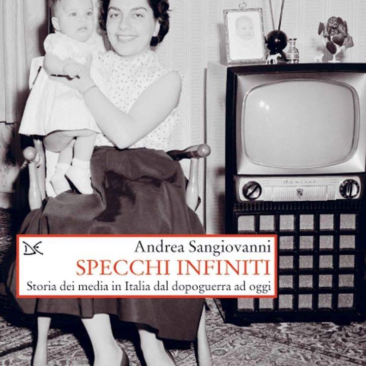 """Andrea Sangiovanni """"Specchi infiniti"""""""