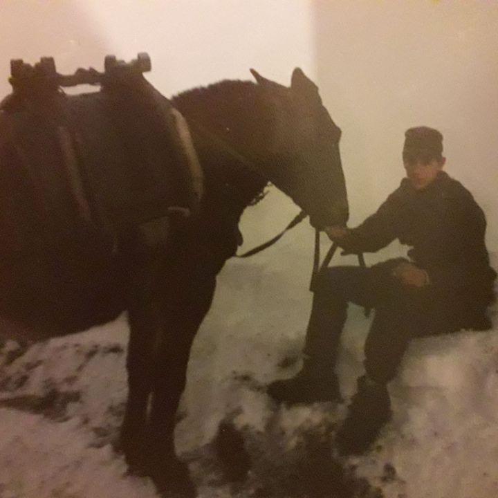 Lettera al  mio mulo - Luca Masciadri