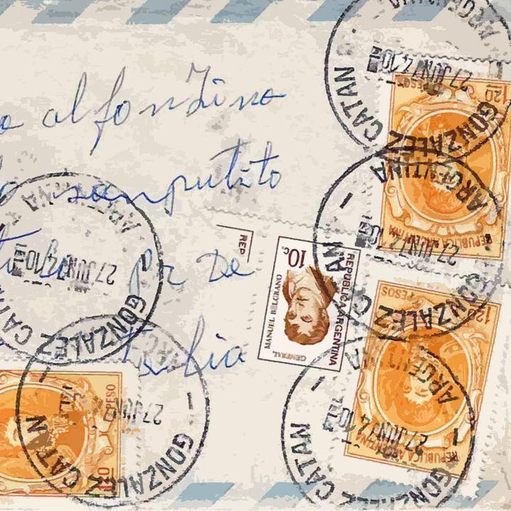 La Stanza di Emy_ Audioracconto tra il Sannio e l'Argentina