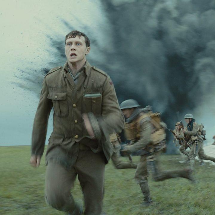 """Recenzja """"1917"""". Film, teatr, czy przeżycie?"""
