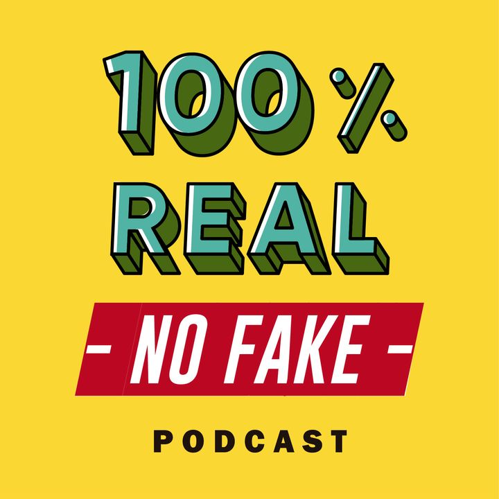 100% Real No Fake