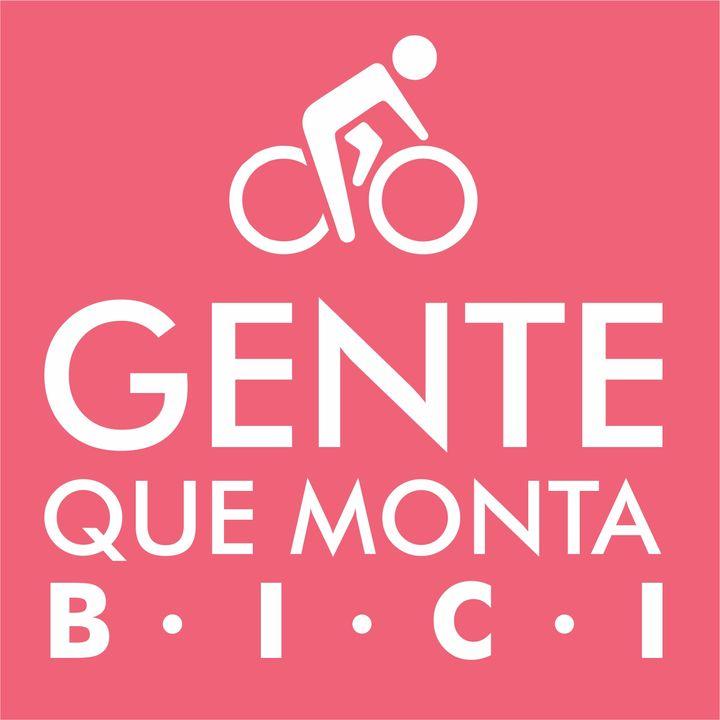 Gente que monta Bici