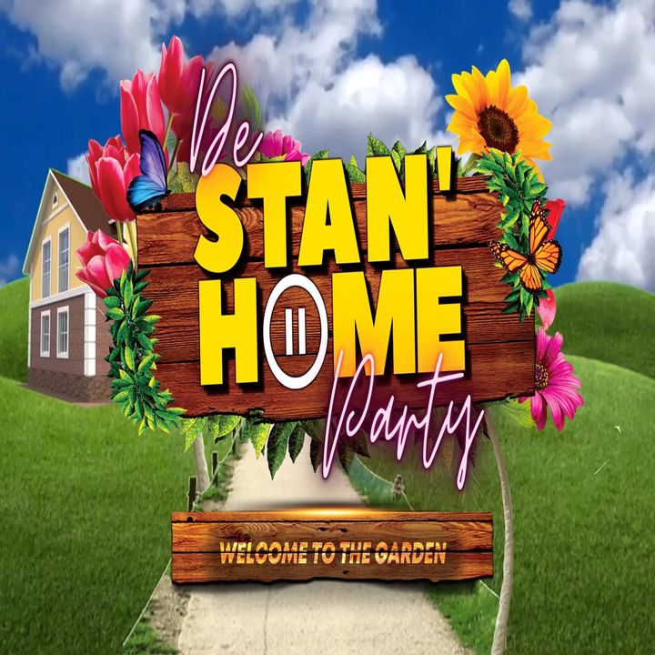 Stan Home Party - The Garden Party Live Audio