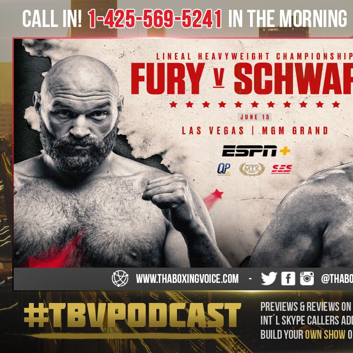 ☎️Tyson Fury vs Tom Schwarz In MGM Grand on the Las Vegas strip🥊Are You Going⁉️
