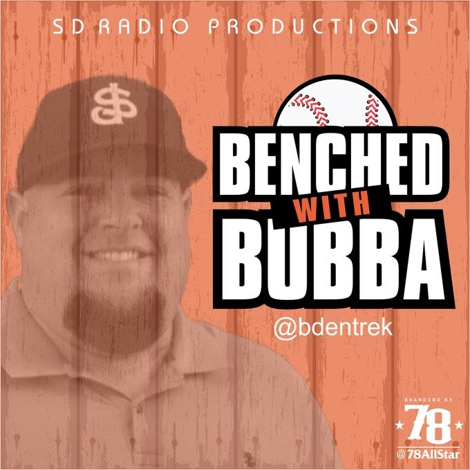 Benched with Bubba EP 284 - Advanced Stats with Max Goldstein
