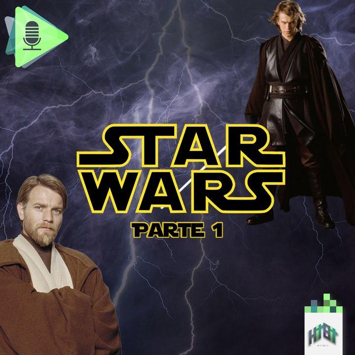 Episodio 018 - Star Wars - Parte 1