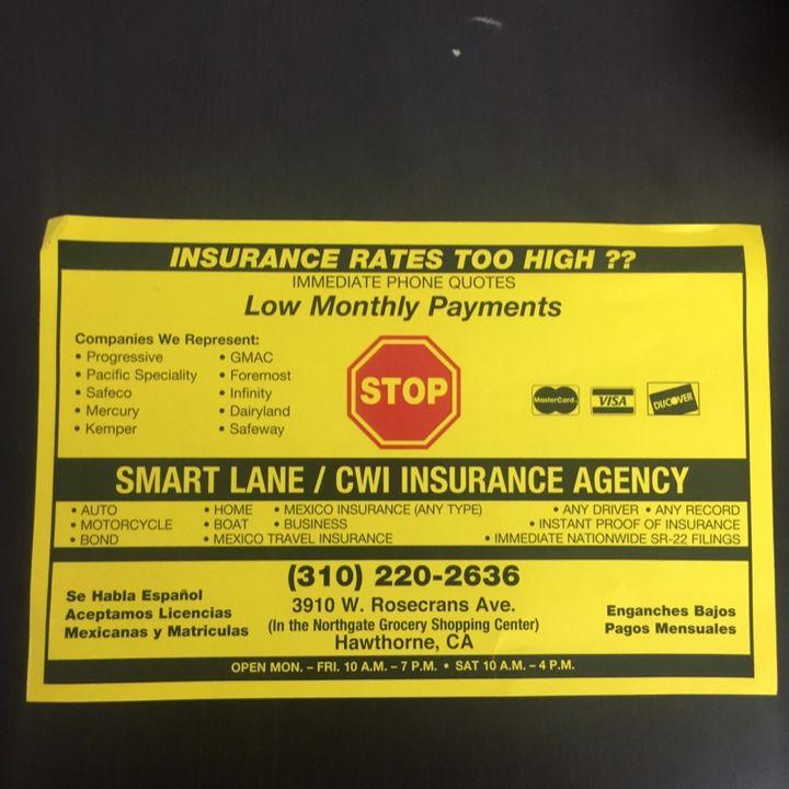 CWI Insurance AD