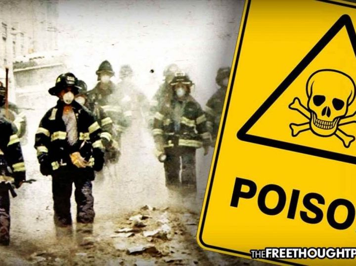 Never Forget: Thousands of 9/11 First Responders Have Cancer +