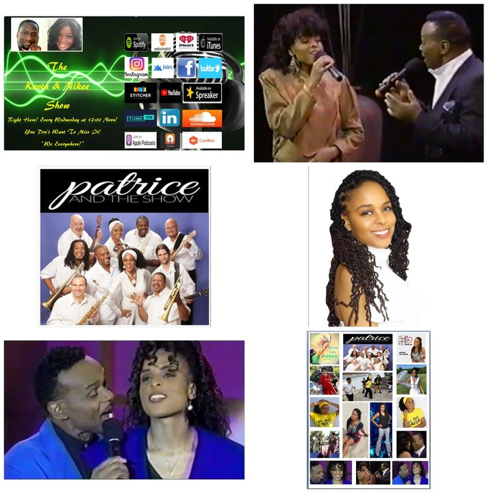 The Kevin & Nikee Show  - Patrice Hawthorne - Singer, Songwriter, Performer, Entertainer, Actress and Model