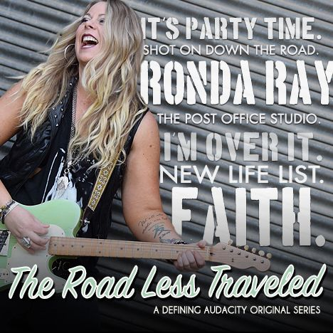 Ronda Ray: Shot on down the road