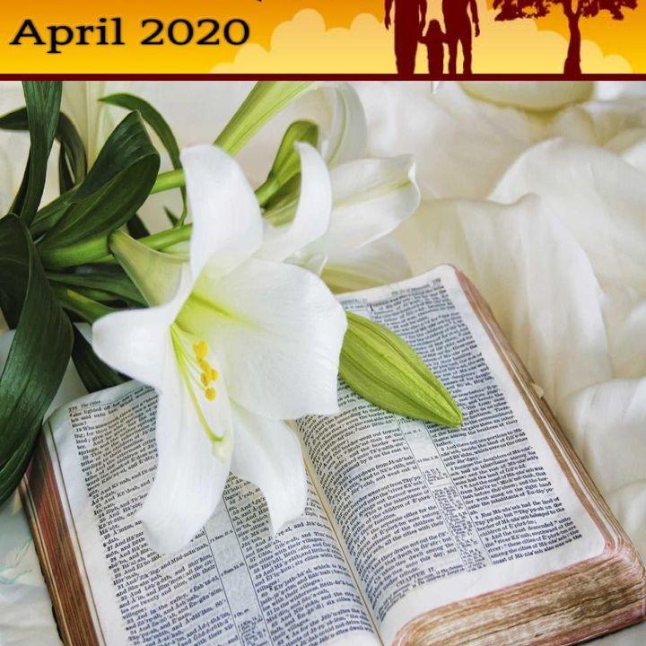 Bible Study The Uplifting Word - April 2020