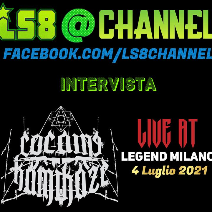 Intervista Cocaine Kamikaze Legend Milano