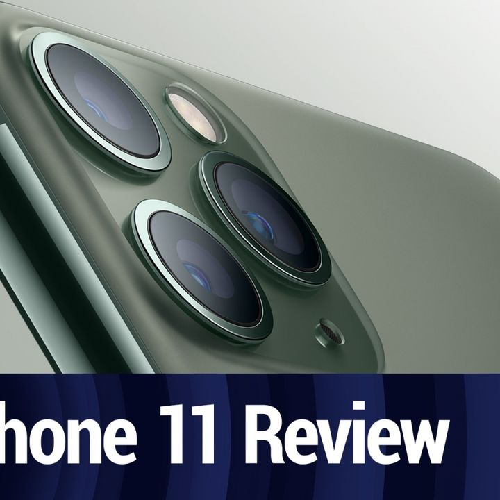 iPhone 11 Review: Amazing Camera, Battery Life, Sound | TWiT Bits