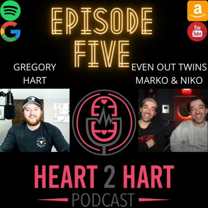 Ep.5 W/ The Even Out Twins - Earning Money with YouTube!