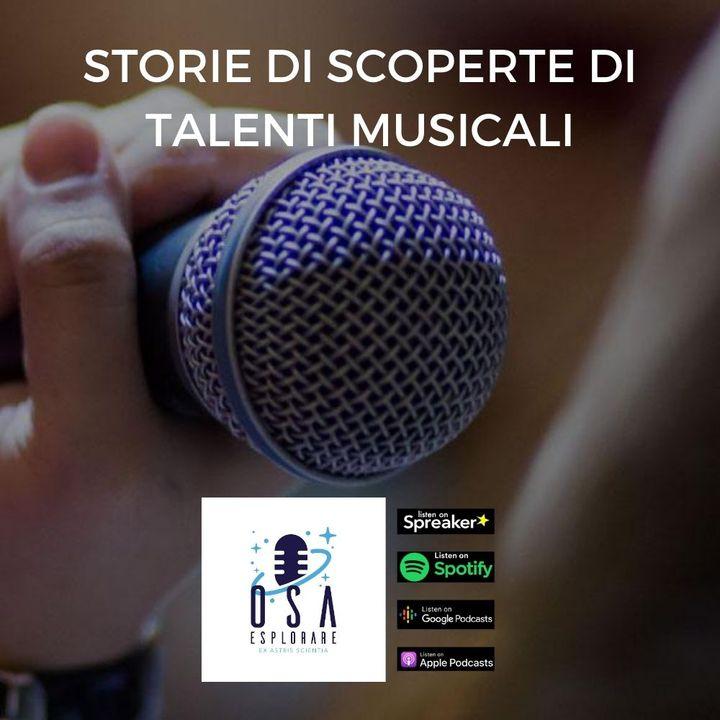 Storie di Scoperte di Talenti Musicali. Con Mara Maionchi