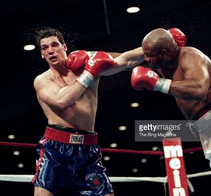 Legends of Boxing Show:Former Heavyweight Contender Lou Savarese
