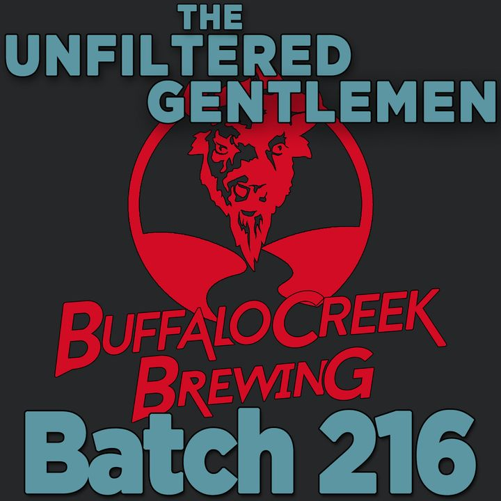 Batch216: Buffalo Creek Brewing's Mike Marr