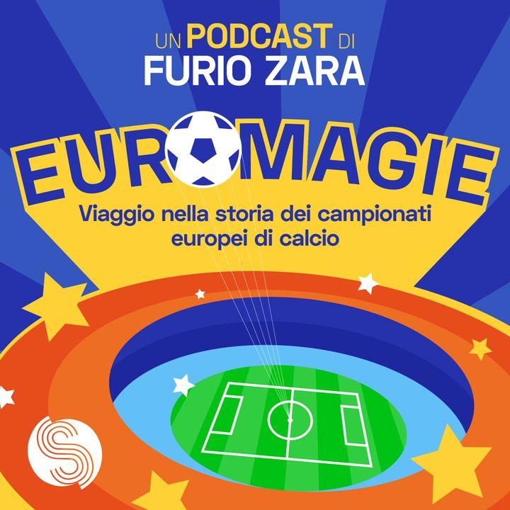 Euromagie. Viaggio nella storia dei campionati europei di calcio