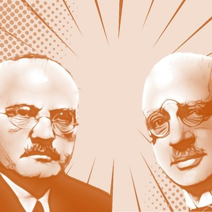 Heroes of Progress Part 2 Fritz Haber and Carl Bosch