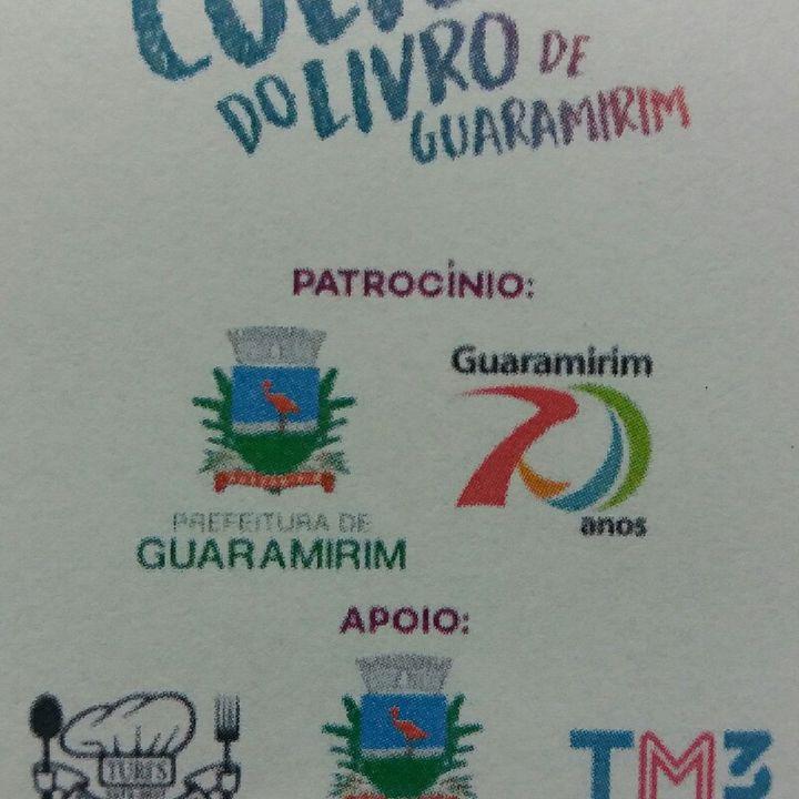 2° FESTIVAL DA CULTURA E DO LIVRO DE GUARAMIRIM