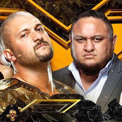 NXT Review: Karrion Kross Destroys Gargano & Chokes Out Samoa Joe